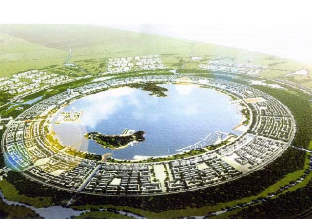 滴水湖,汇海广场,上海野生动物园,鲜花港,新场古镇,南汇桃花村,滨海古