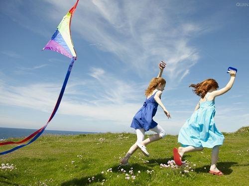 大型手绘风筝节