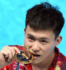 【深扒】周日暨南冲奥运第二金看他:陈艾森图片