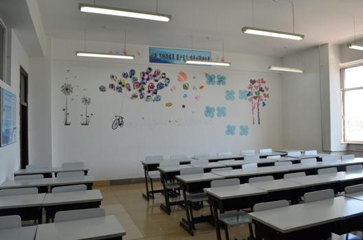教室布置设计图片文艺