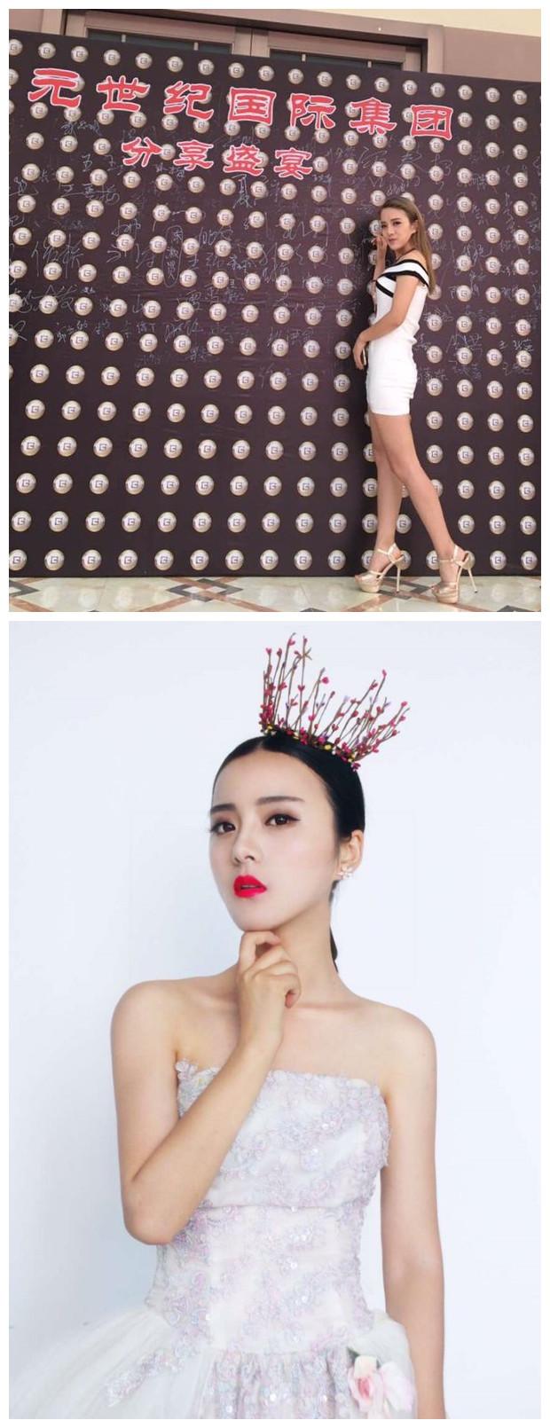 科鲁玉倩,青岛市时尚霓裳节冠军得主&签约平面模  2016年4月份,学校的